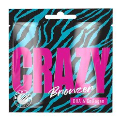 Wild Tan CRAZY BRONZER 125 ml [DHA & Collagen]