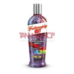 Pro Tan Fashionably Hot 250 ml [Heated Natural Bronzer]