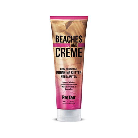 Pro Tan Beaches & Créme Natural Bronzer 250 ml [Bronzing Butter]