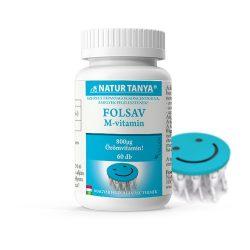 Natur Tanya folsav 60 db tabletta [M-vitamin]