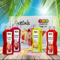 OXO HOME Pack Cocktail 4 x 360 ml