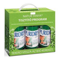 Natur Tanya 60 napos tisztító program 3 x 500 ml