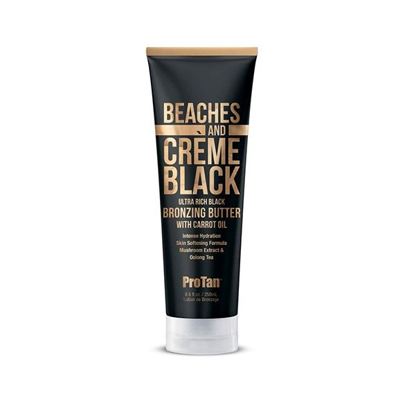 Pro Tan Beaches & Créme BLACK Bronzing Butter 250 ml