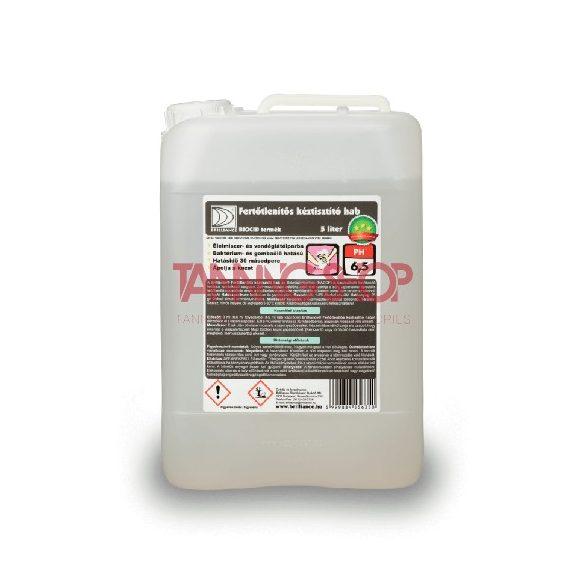 Brilliance fertőtlenítős kéztisztító hab 5000 ml