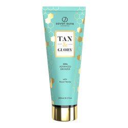 7suns TAN & GLORY Advanced Bronzer 250 ml [200X]