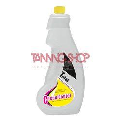 Clean Center TOTAL lefolyótisztító 1 liter [karton - 8 flakon]