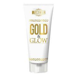 Asther Gold & Glow 200 ml [szoláriumozás utáni hidratáló testápoló]