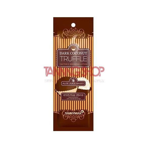 Tannymaxx DARK COCONUT TRUFFLE Deep Bronzing Lotion 15 ml [5X]