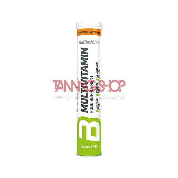 BioTechUSA Multivitamin pezsgőtabletta 20 db tabletta
