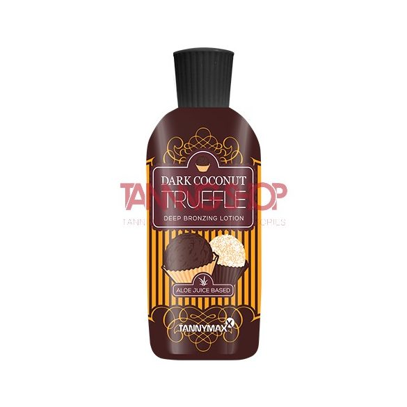 Tannymaxx DARK COCONUT TRUFFLE Deep Bronzing Lotion 200 ml [5X]