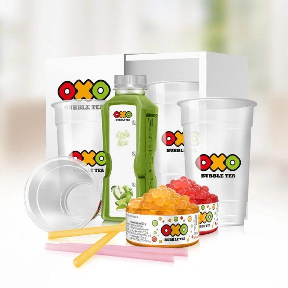 OXO Bubble Tea HOME csomag ALMA-LIME íz