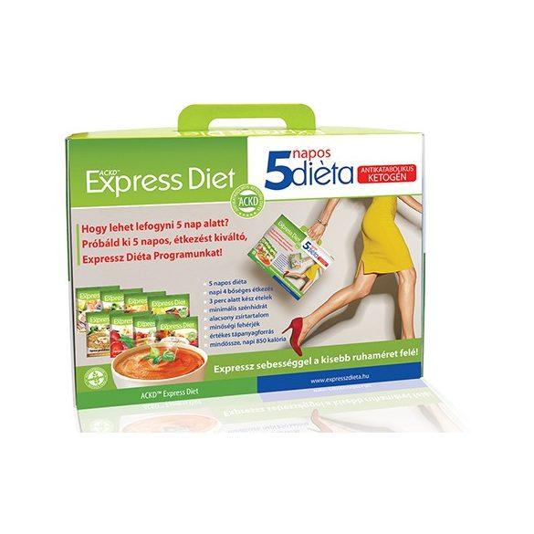 Natur Tanya Expressz 5 napos diéta csomag