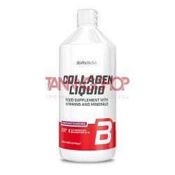 BioTechUSA Collagen Liquid 1000 ml [erdei gyümölcs]
