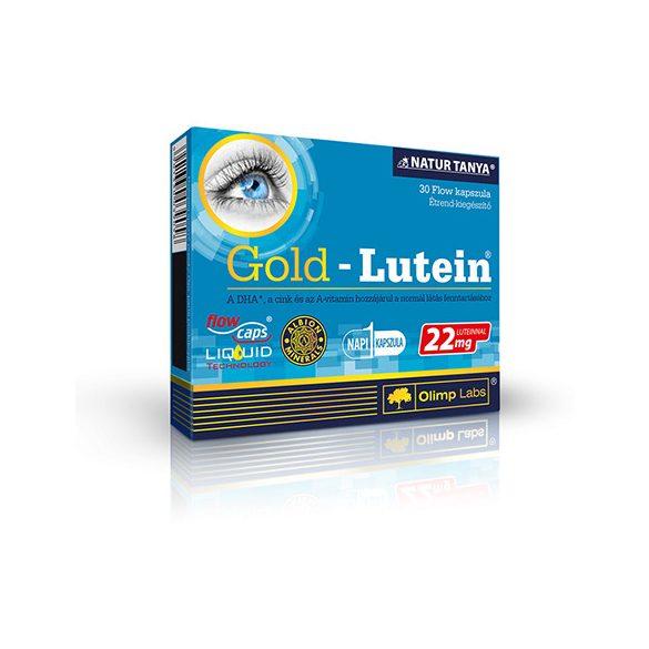 Olimp Labs Gold-Lutein 30 kapszula világszabadalommal védett szemvitamin