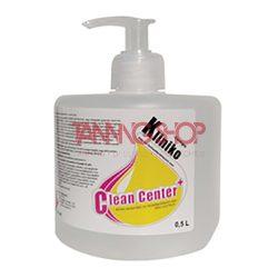 Clean Center KLINIKO-TEMPO kéz- és felületfertőtlenítő szer 500 ml [karton - 6 flakon]