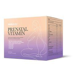 BioTechUSA Prenatal vitamin, babaváró étrend kiegészítő 30 db csomag