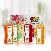OXO Bubble Tea HOME Pack 4 x 360 ml