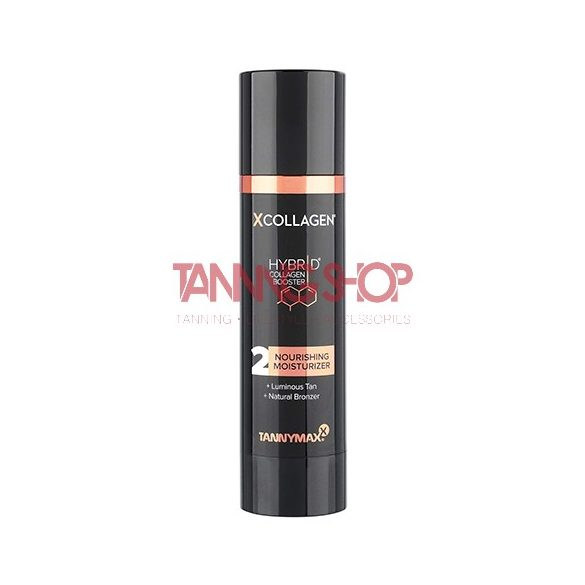 Tannymaxx XCOLLAGEN 2 Nourishing Moisturizer + Luminous Tan + Natural Bronzer 200 ml