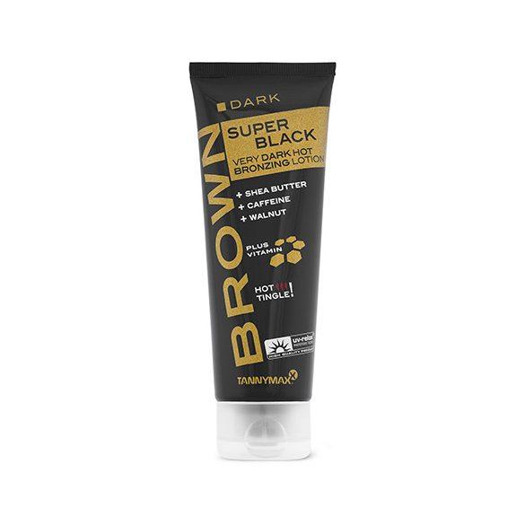 Tannymaxx SUPER BLACK Very Dark HOT Bronzing Lotion 15 ml