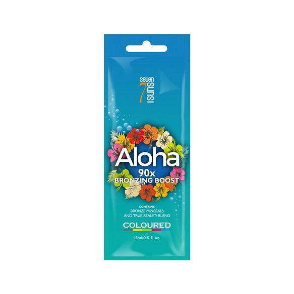 7suns Aloha 15 ml [90X bronzing boost]