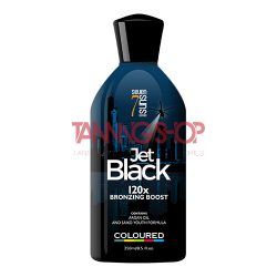 7suns Jet Black 250 ml [120X bronzing boost]