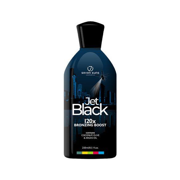 7suns Jet Black 250 ml [120X bronzing boost]