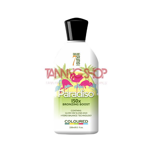 7suns Paradiso 250 ml [150X bronzing boost]