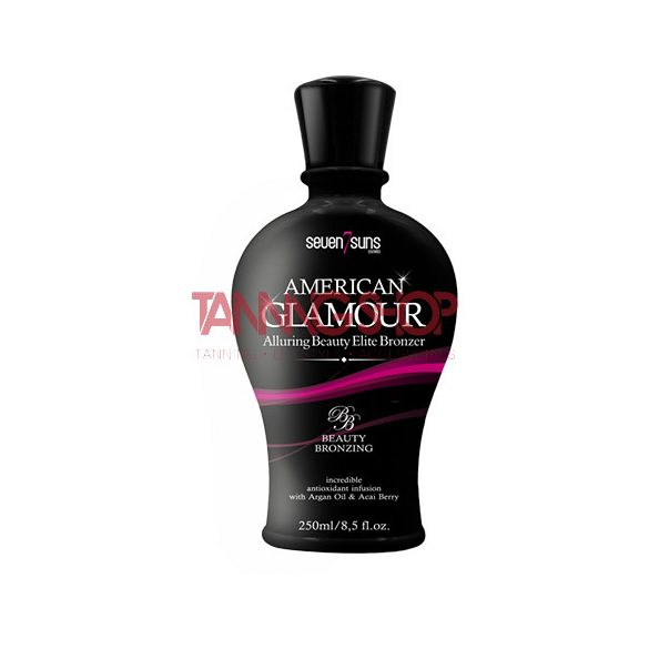7suns American Glamour 250 ml [alluring beauty elite bronzer]