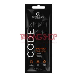 7suns CODE Bronzer for Men 15 ml [tattoo saver]