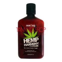 7suns Hemp Harmony Body Lotion 236 ml