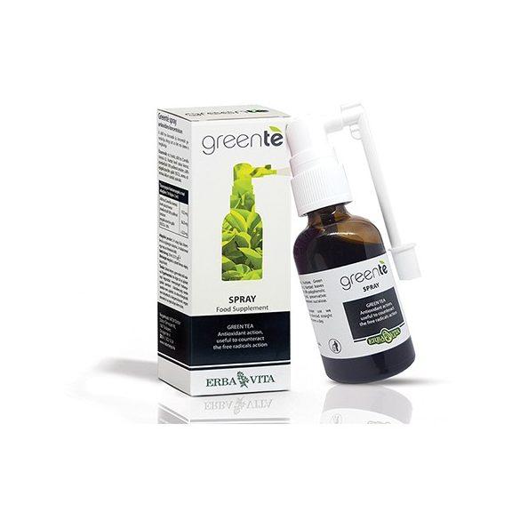 ErbaVita Greente étvágycsökkentő és zsírégető antioxidáns spray 30 ml