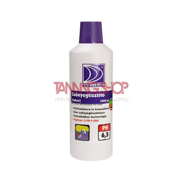 Brilliance habzó szőnyegtisztító 1 liter [karton - 6 flakon]