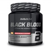 BioTechUSA Black Blood NOX+ VÉRNARANCS 330 g