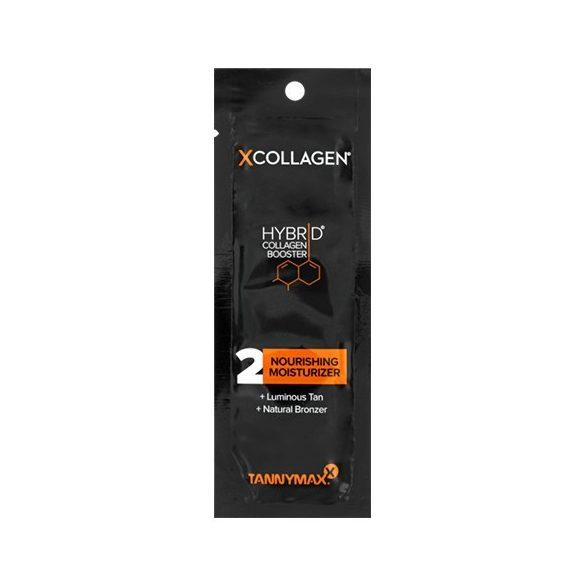 Tannymaxx XCOLLAGEN 2 Nourishing Moisturizer + Luminous Tan + Natural Bronzer 15 ml