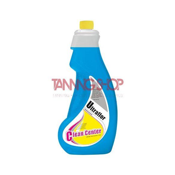 Clean Center ULTRAFLOR felmosószer 1 liter [karton - 8 flakon]