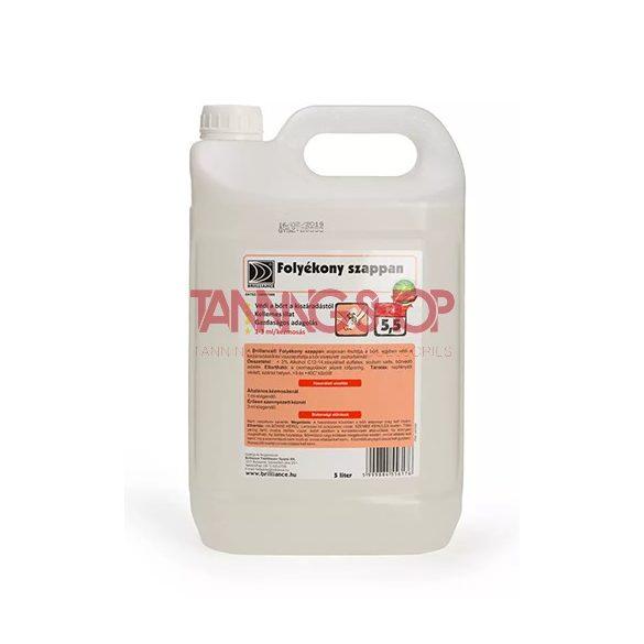 Brilliance folyékony szappan 5000 ml