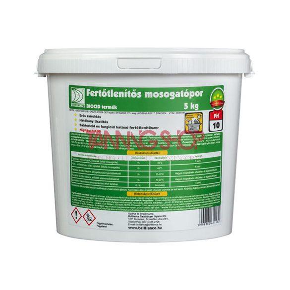 Brilliance fertőtlenítős mosogatópor 5 kg