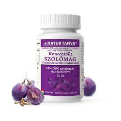 Natur Tanya szerves szőlőmag 70 db tabletta