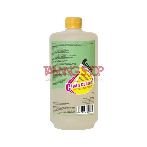 Clean Center KLINIKO-SEPT fertőtlenítő kéztisztító szappan 1 liter [karton - 8 flakon]
