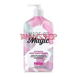 Pro Tan Made of Magic Body Moisturiser 500 ml [tetoválás védelemmel]