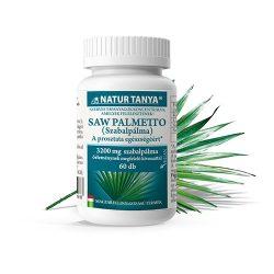Natur Tanya Saw Palmetto FÉRFIEGÉSZSÉG 60 db tabletta