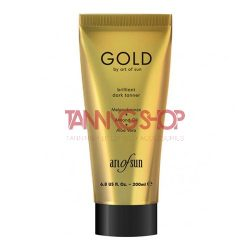 Art of Sun - GOLD Brillant Dark Tanner 200 ml