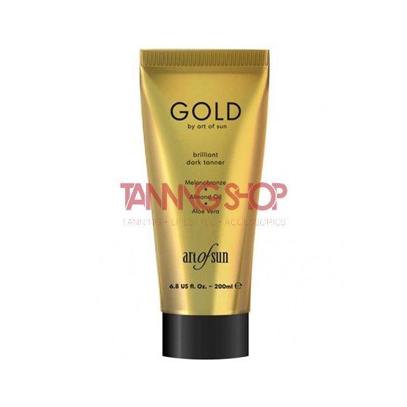 Art of Sun GOLD Brillant Dark Tanner 200 ml