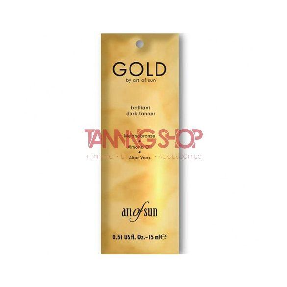Art of Sun GOLD Brillant Dark Tanner 15 ml