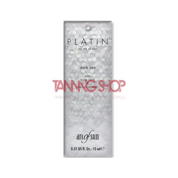 Art of Sun PLATIN dark tan 15 ml