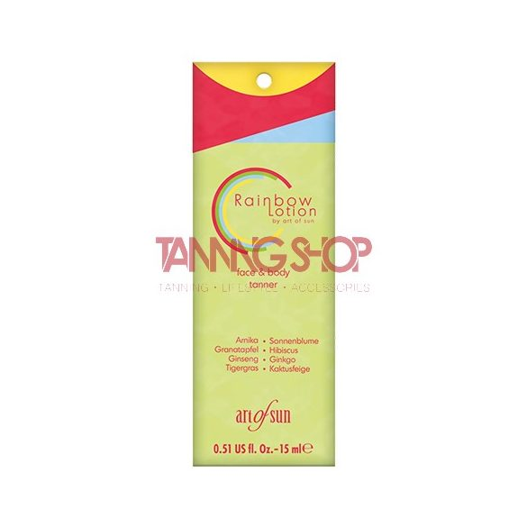 Art of Sun Rainbow Face & Body Lotion 15 ml