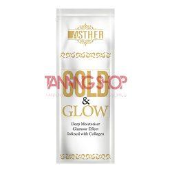 Asther Gold & Glow 15 ml [szoláriumozás utáni hidratáló testápoló]