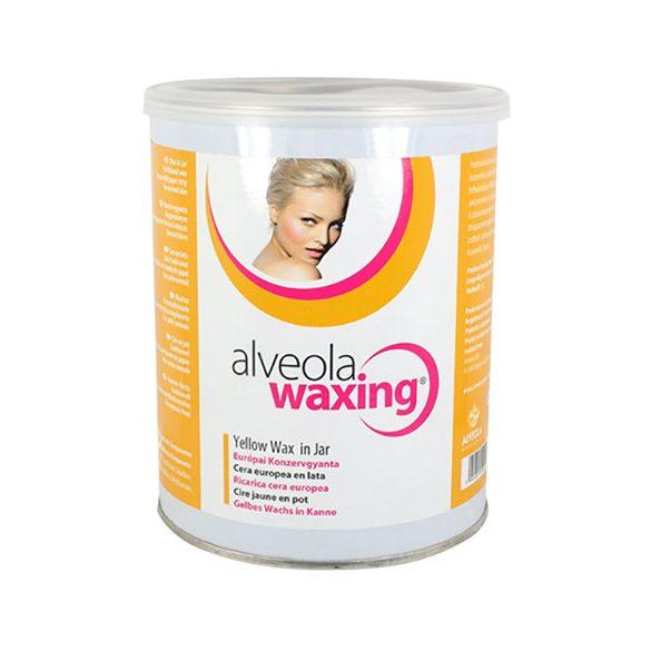 Alveola Waxing Sárga hagyományos konzervgyanta 800 ml
