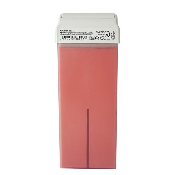 Alveola Waxing Titándioxidos gyantapatron 100 ml széles fej [karton - 24 db]