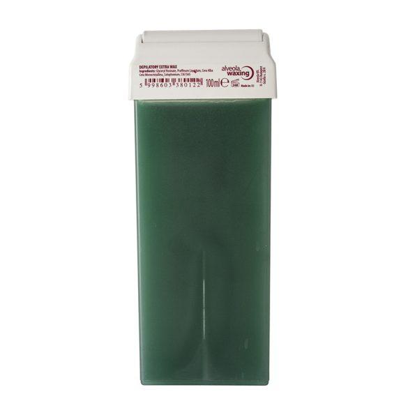 Alveola Waxing Extra azulénes gyantapatron 100 ml széles fej [karton - 24 db]